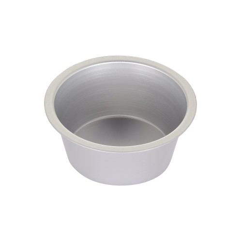 Aluminium Cup  for use with Keratin Pearls