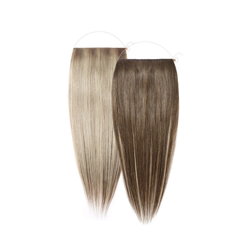 Remy Iconic Grade Silky Straight Loop Duo At American Dream Extensions