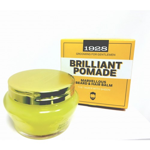 Brilliant Pomade for hair grooming for men