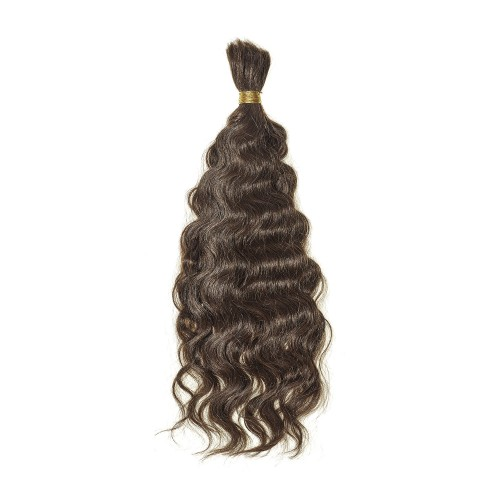 Wavy Human Hair Extensions - Original Grade French Refine Bulk