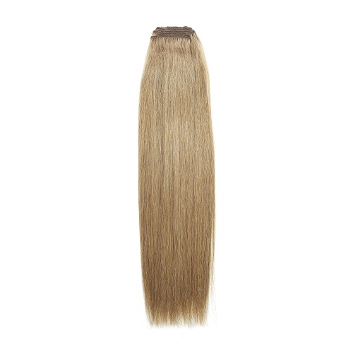 Remy Human Hair Extensions - Ultimate Grade Double Drawn Silky Straight Weft