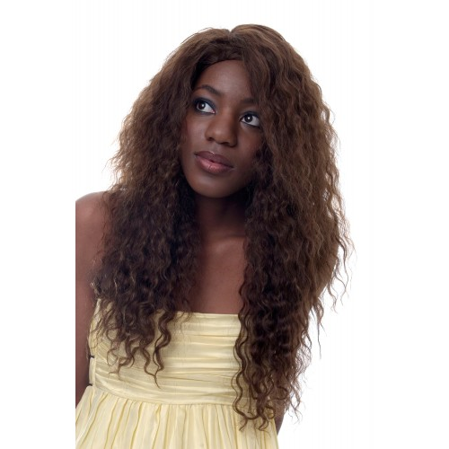 Lalia Capless Wefted Base Human Hair Wig