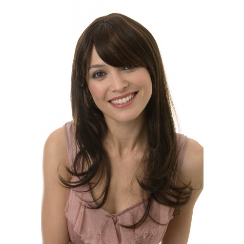 Sharee Capless Wefted Base Human Hair Wig