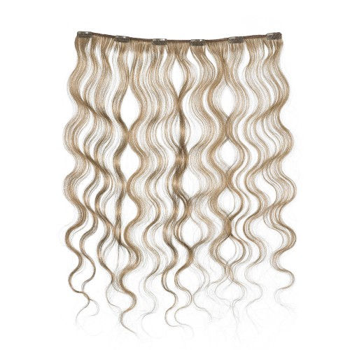 Original Grade 19g Single Piece Clip-In: Soft Wave