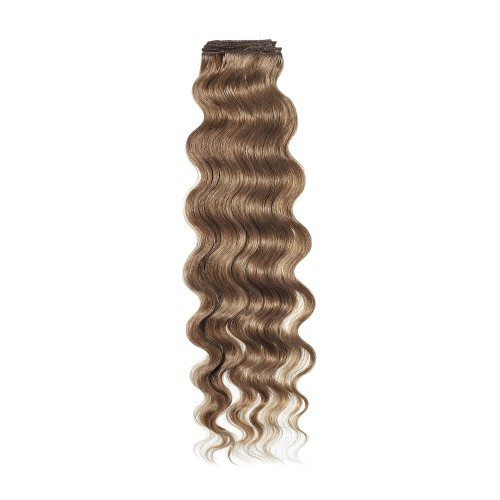 Remy Iconic Hair Extensions - Soft Wave Hand Weft