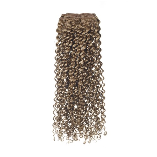 Curly Human Hair Extensions - Original Grade Spring Curl