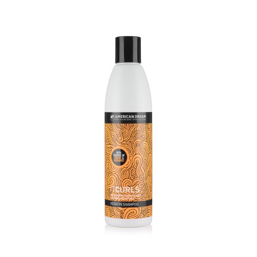 IT Curls Keratin Shampoo 250ml