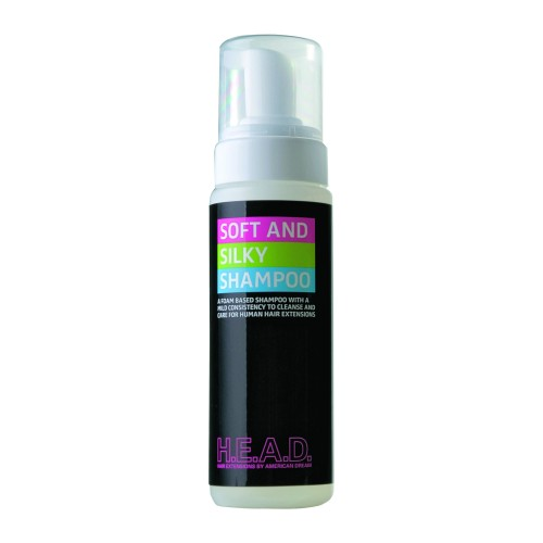 Soft and Silky Hair Extension Shampoo 200ml