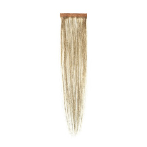 Remy Human Hair Extensions - Qwik X Silky Straight Tape-In Hair