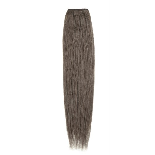 Human Hair Extensions - Gold Grade Silky Straight 40g Weft