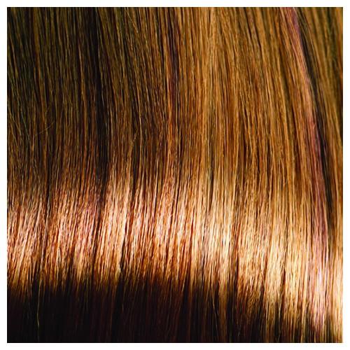 BELLA - Premium Fibre Part-Monofilament Wig #Caramel