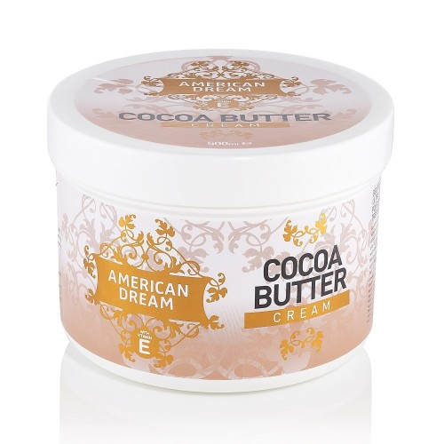 American Dream Cocoa Butter Body Cream 500ml