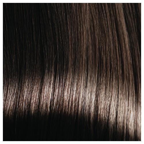 BRIDGET - Premium Fibre Part-Monofilament Wig #Cocoa