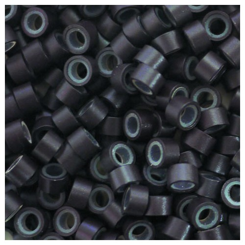 Plastic Coated Micro Rings with Silicone Inserts