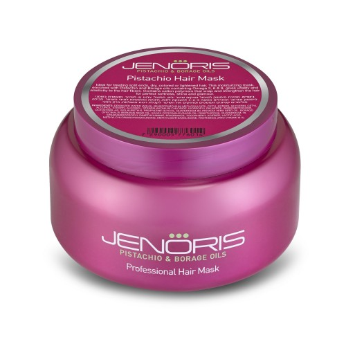 Jenoris Pistachio Hair Mask 500ml