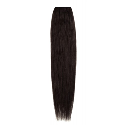 Remy Human Hair Extensions - Colour Ready (for bespoke colouring) - Iconic Remy Silky Straight Weft