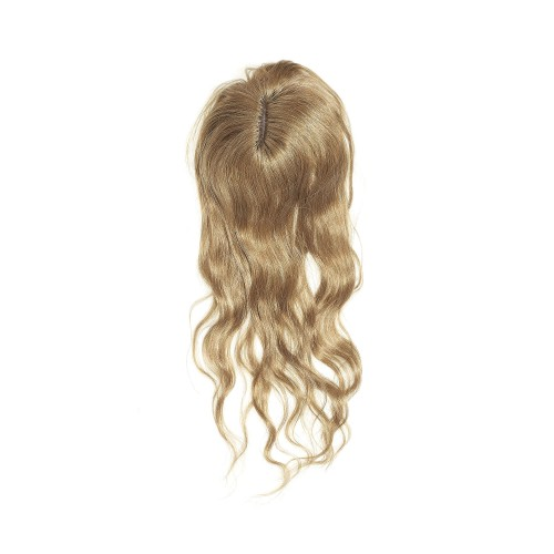 Clip-In Human Hair Extensions - Patch for Hair Loss SASHA