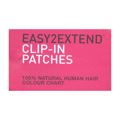 Patch Human Hair Colour Ring