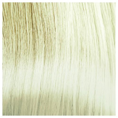 STEPHANIE Premium Fibre Part-Monofilament Wig #Platinum Blonde