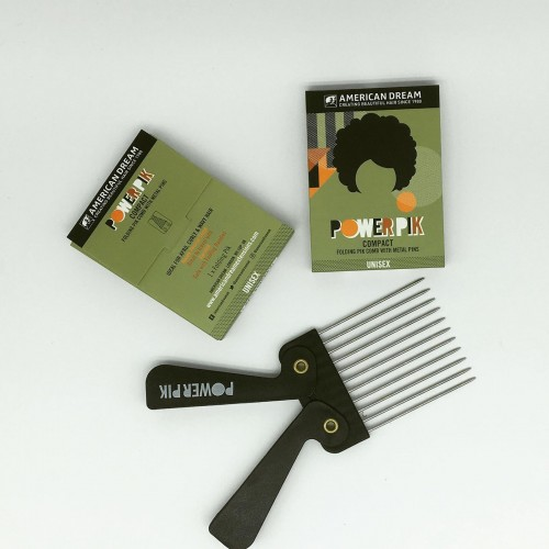 Power Pik, compact pik comb by American Dream