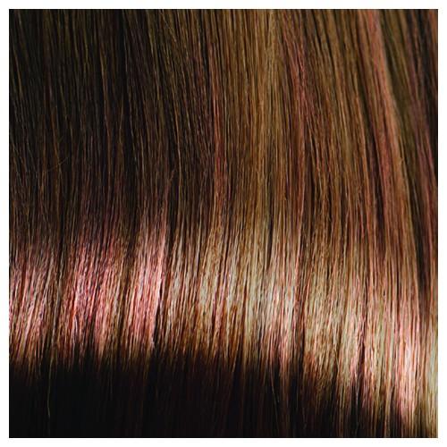 STEPHANIE Premium Fibre Part-Monofilament Wig #Walnut